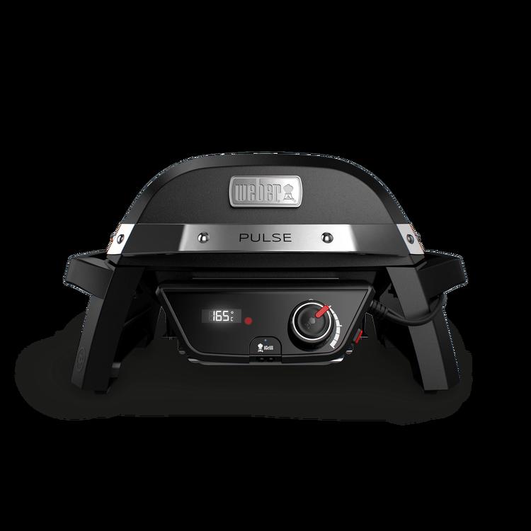 weber pulse 1000 black weber grill grillmarken. Black Bedroom Furniture Sets. Home Design Ideas