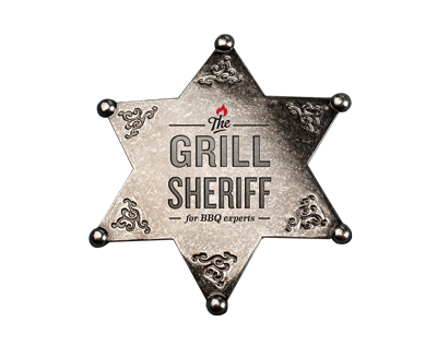 Grill-Sheriff_Badge